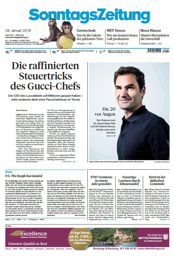 Sonntag Zeitung