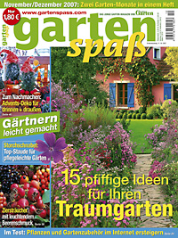 produkt gartenspass zeitschriften. Black Bedroom Furniture Sets. Home Design Ideas